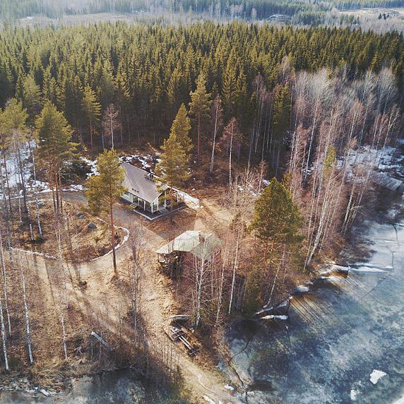 Rupan Vuokramökit - Kaihola