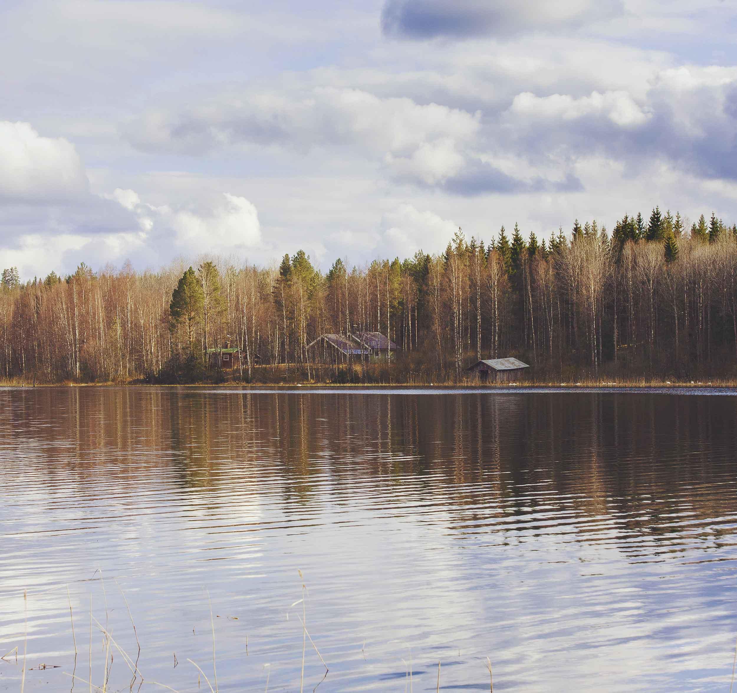 Rupan Vuokramökit, Ylä-Muuratjärvi